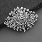 Best Selling Vintage Floral Bridal Brooch